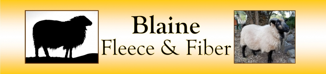 Blaine Fleece and Fiber